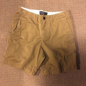 Men's Abercrombie shorts
